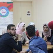Palestine Polytechnic University (PPU) - اللقاء الثاني لفريق تميز الخليل الموسم الرابع - تدريبات بناء الفريق وكيف نبدأ العمل وتحقيق الأهداف