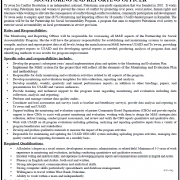 Palestine Polytechnic University (PPU) - Monitoring & Reporting Officer - Ta'awon for Conflict Resolution