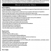 Palestine Polytechnic University (PPU) - Head of Legal Unit - Amaar Group