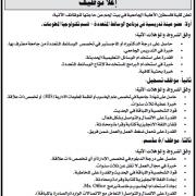 Palestine Polytechnic University (PPU) - وظائف شاغرة - كلية فلسطين الأهلية الجامعية