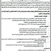 Palestine Polytechnic University (PPU) - موظف مشتريات - هيئة سوق رأس المال الفلسطينية